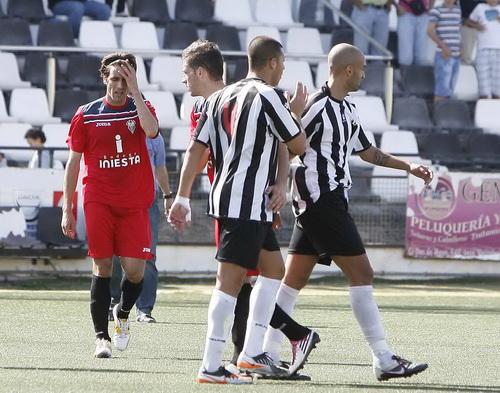 El Albacete cuajó un mal partido ante el Vecindario