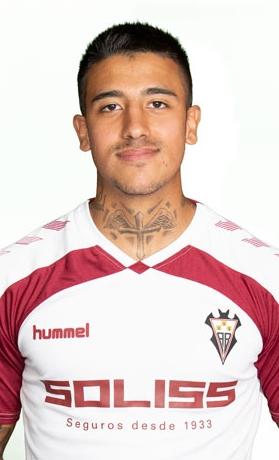 Robert Ismael ERGAS Moreno