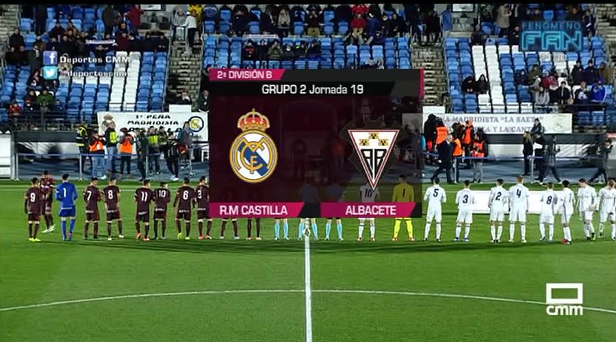 Albacete Balompie Calendario.El Video Con Los Goles Del Real Madrid Castilla Albacete