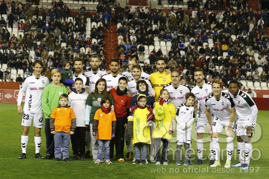 alba sporting 01 once inicial albacete balompie ante sporting gijon